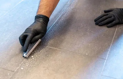 Santa Fe Carpet Cleaners - Cleaning Grout