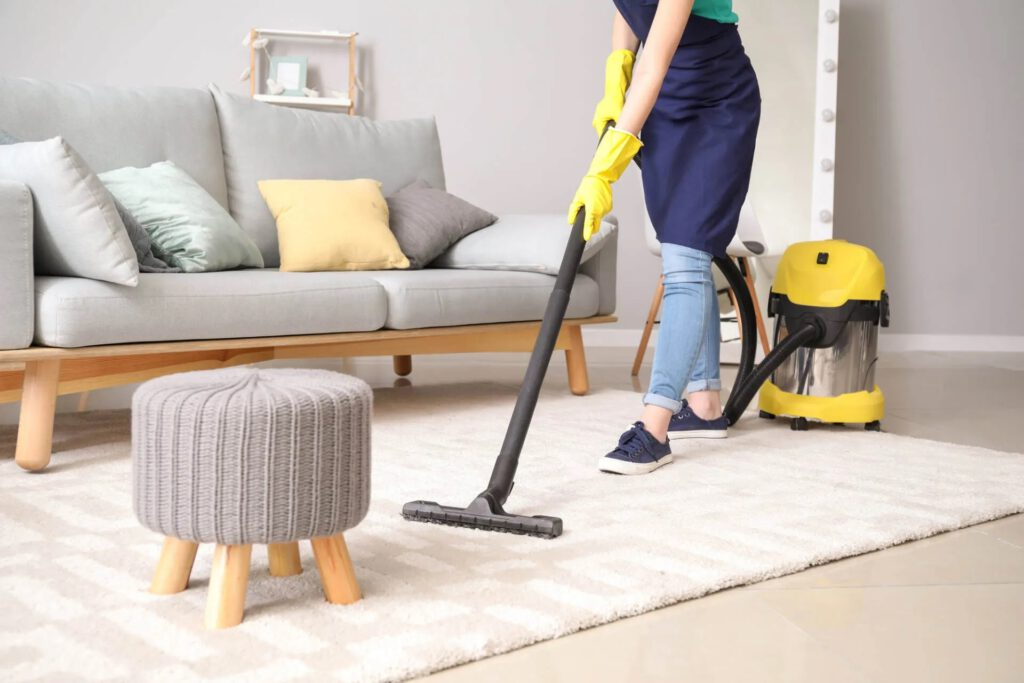 Santa Fe Carpet Cleaners - About Our Services